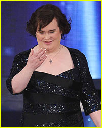 Susan Boyle To Perform on 'Dancing with the Stars'?