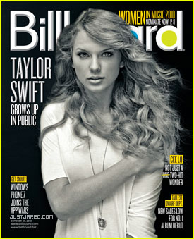 Taylor Swift: Already Planning a 2011 Tour!