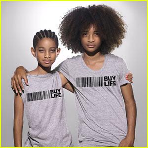 Willow & Jaden Smith: Buy Life!