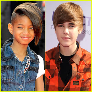 Willow Smith: Justin Bieber Concert Appearance!