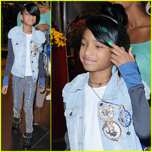 Willow Smith: Lady Gaga Is My Dream Collaborator!