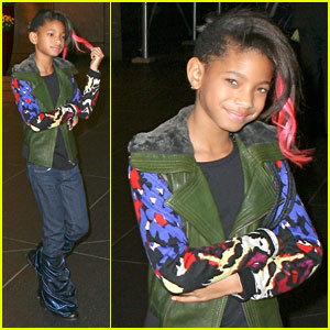 Willow Smith: Fresh Princess of Bel Hair!