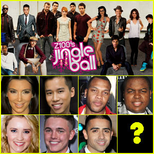 Z100's Jingle Ball 2010 Full Line-Up Released!