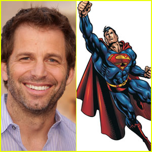 Zack Snyder to Direct 'Superman' Reboot