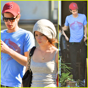 Andrew Garfield & Shannon Woodward: Cobra Couple