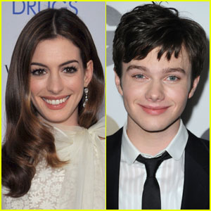 Anne Hathaway: I've Already Cast Myself on Glee!
