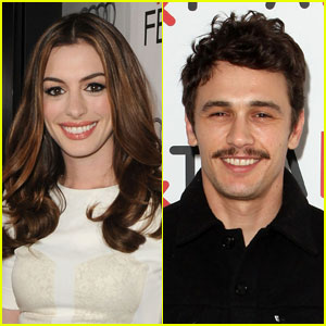 Anne Hathaway & James Franco Co-Hosting the Oscars!