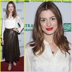Anne Hathaway: Nude Scenes Aren't 'That Stressful'