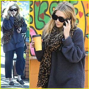 Ashley Olsen: Cup of Joe to Go!