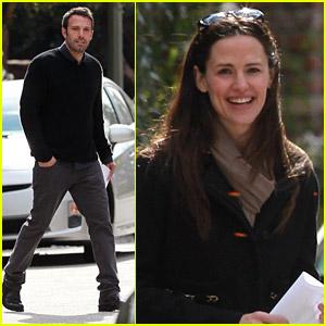 Ben Affleck & Jennifer Garner: House Hunting?