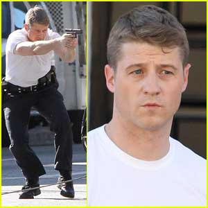 Ben McKenzie: Los Angeles Shootout