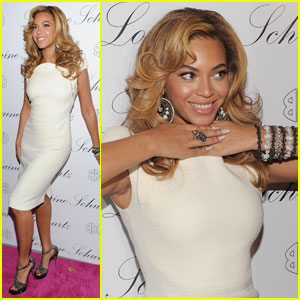 Beyonce Hosts Lorraine Schwartz's '2BHAPPY' Launch