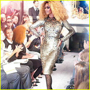 Beyonce Models Tom Ford's Spring/Summer 2011 Collection