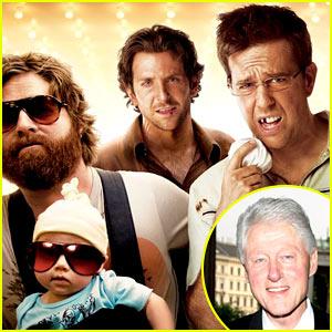 Bill Clinton: 'Hangover 2' Cameo!
