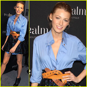 Blake Lively: Realm Boutique Babe