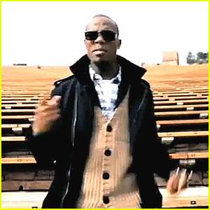 B.o.B: 'Don't Let Me Fall' Video Premiere!