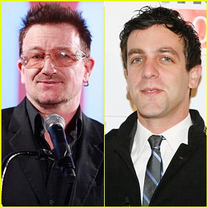 Bono & B.J. Novak: Malaria No More!
