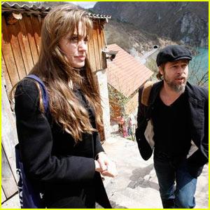 Brad Pitt & Angelina Jolie Donate $150,000 for National Adoption Day