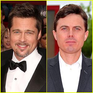 Brad Pitt: 'Cogan's Trade' with Casey Affleck!