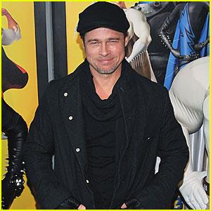 Brad Pitt To Create Chilean Miner Movie?