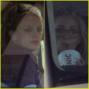 Britney & Jamie Lynn Spears: Sonic Sisters
