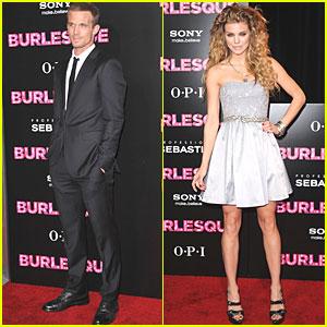 Cam Gigandet & AnnaLynne McCord: Burlesque Premiere!