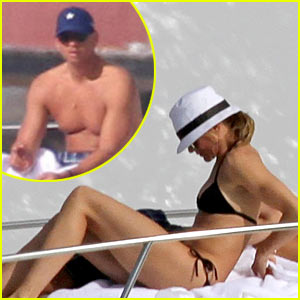 Cameron Diaz & A-Rod: We're On A Boat!