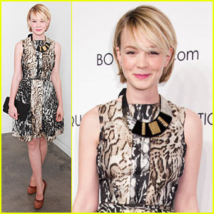 Carey Mulligan's Thanksgiving Plans Revealed