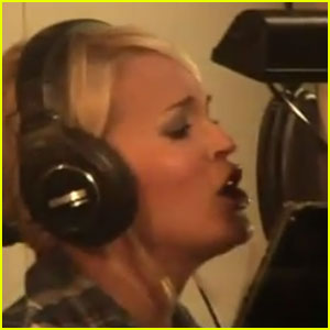 Carrie Underwood: 'Chronicles of Narnia' Song Preview!