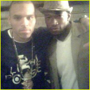 Chris Brown Reads 'Between The Lines' -- LISTEN NOW!