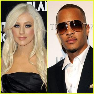 Christina Aguilera & T.I.: 'Castle Walls' First Listen!