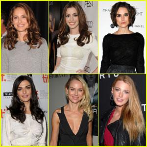 Christopher Nolan Considering A-List Ladies for 'Batman' Cast