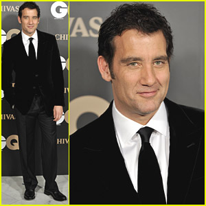Clive Owen: GQ Magazine Awards