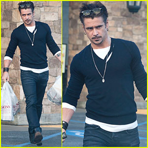 Colin Farrell is a Gelson's Guy