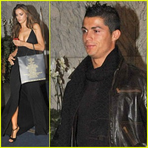 Cristiano Ronaldo & Irina Shayk: Top Glamour Awards in Spain
