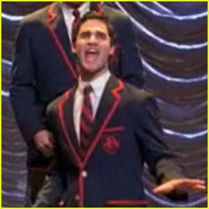 Glee's Darren Criss Covers 'Hey Soul Sister'