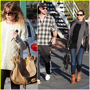 Ellen Pompeo & Eric Dane: Grey's Anatomy Shopping Spree