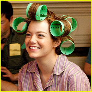 Emma Stone is Rollin' in 'The Help'