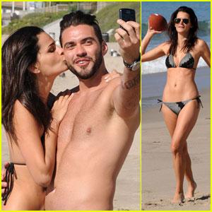 Fernanda Motta: Brazilian Bikini Babe in Malibu
