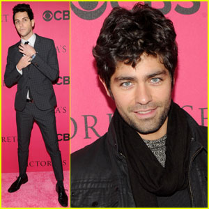 Gabe Saporta & Adrian Grenier Check Out Some Angels