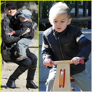 Gwen Stefani: All The Boys Say Play!