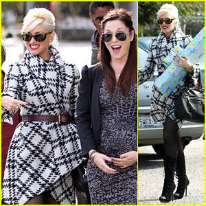 Gwen Stefani: Baby Shower for Erin Lokitz!
