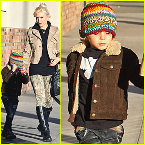 Gwen Stefani & Kingston: CVS Stop!
