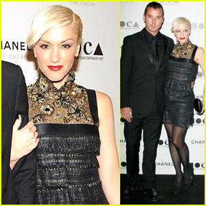 Gwen Stefani & Gavin Rossdale: MOCA Mates
