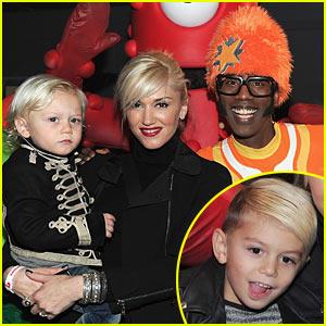 Gwen Stefani: Yo Gabba Gabba! with Kingston & Zuma!