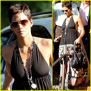 Halle Berry Makes It To Mirabelle