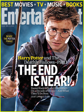Harry Potter: The End is Near!