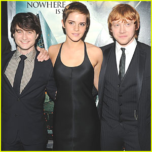 'Harry Potter &#038; The Deathly Hallows' Tops Box Office