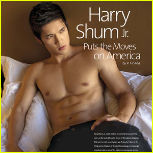 Harry Shum, Jr.: Glee is Bigger Than We Think!