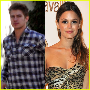 Hayden Christensen Visits Ex Rachel Bilson's House